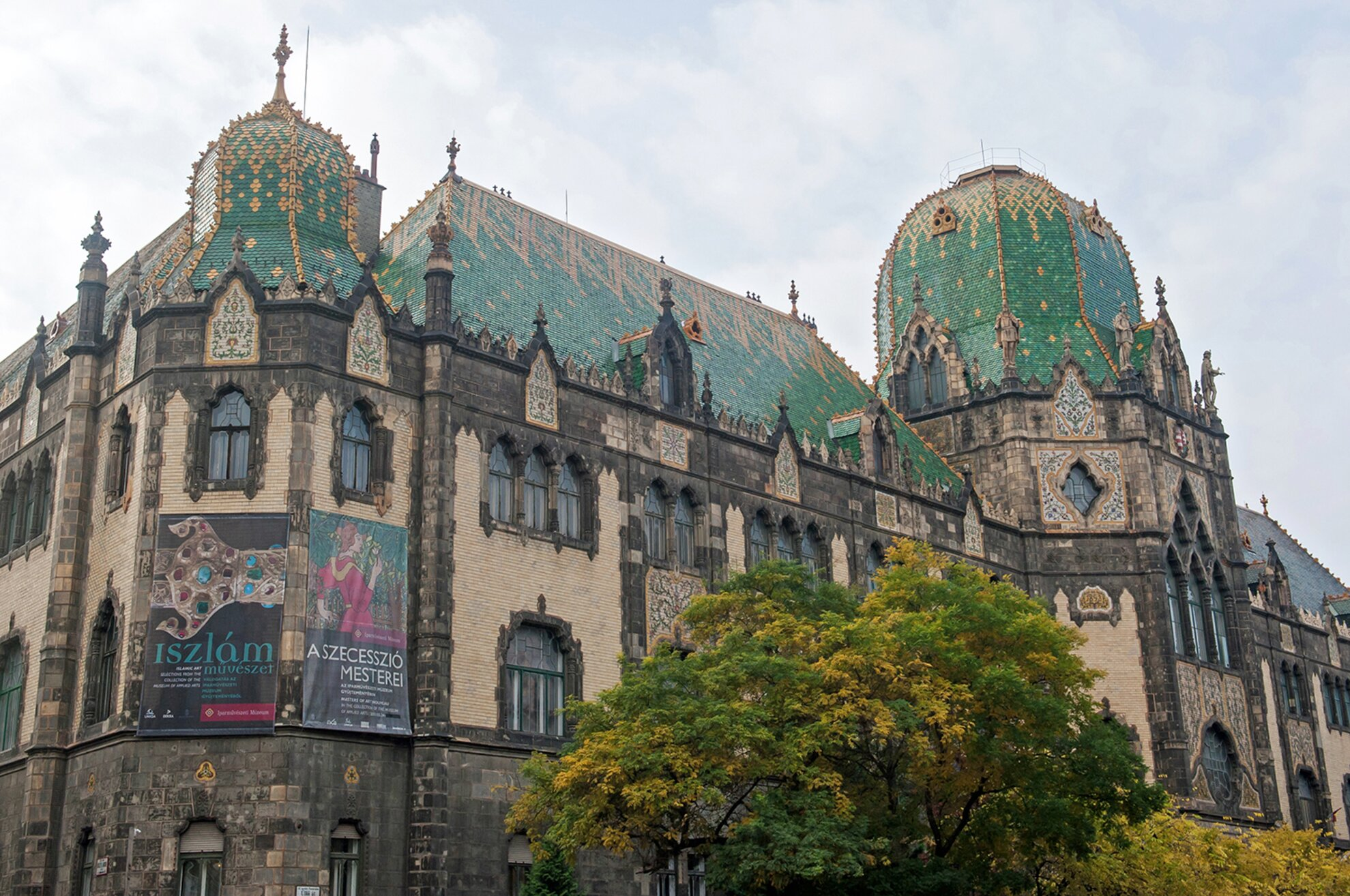 Budapest S Museum Of Applied Arts Will Soon Close For Years