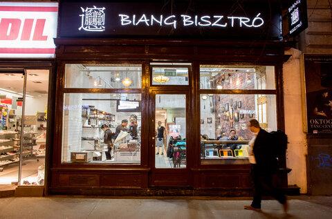 Biang Bisztró - Teréz körút