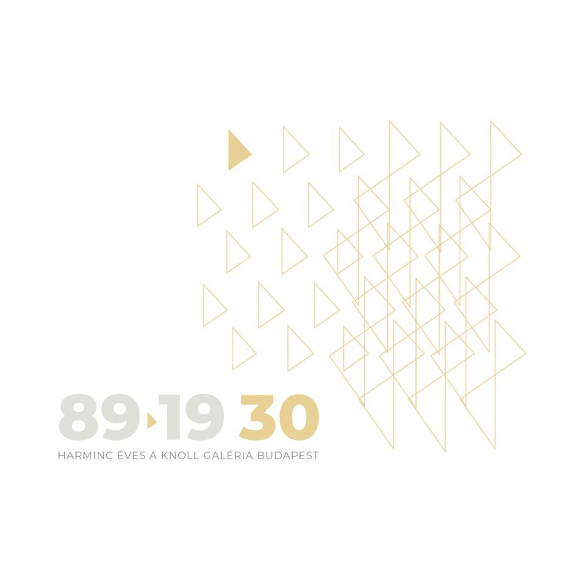 30 éves a Knoll Galéria Budapest