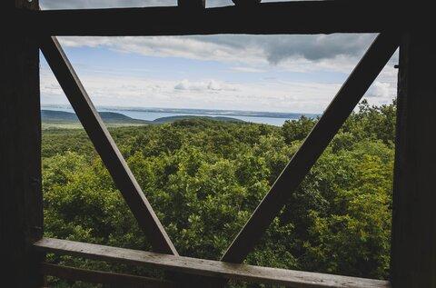 Noszlopy Gáspár Lookout Tower