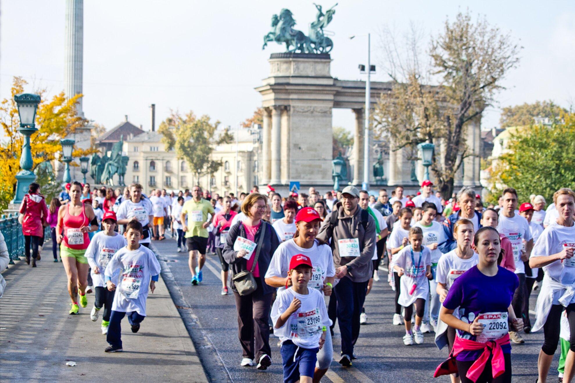 35. SPAR Budapest Maraton® Fesztivál