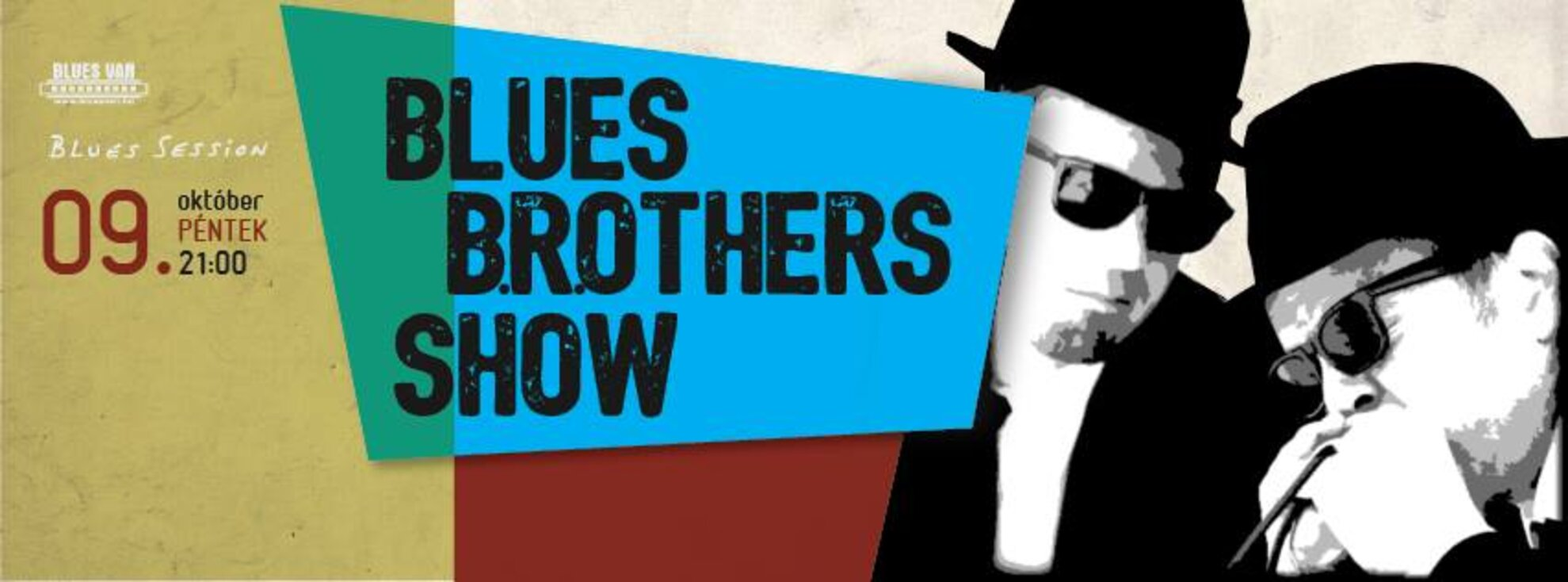 Blues B.r.others Show