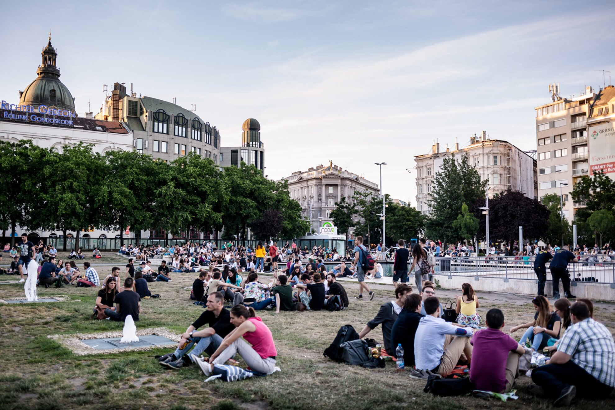 Events Horizon: what's happening in Budapest – May 2019