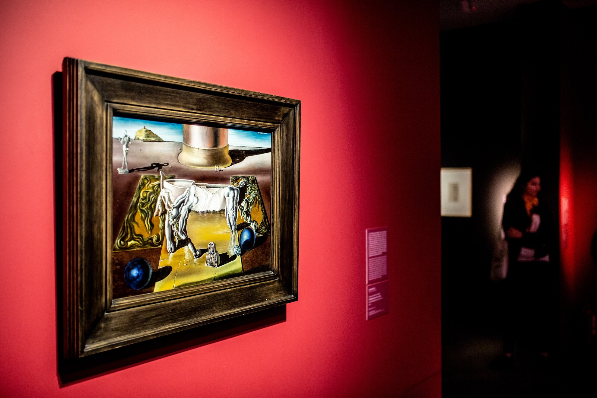 A szürrealista mozgalom Dalítól Magritte-ig