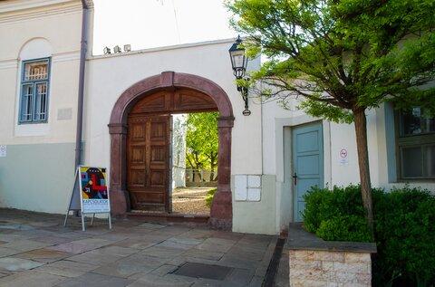 Modern Art Gallery - Vass László Collection