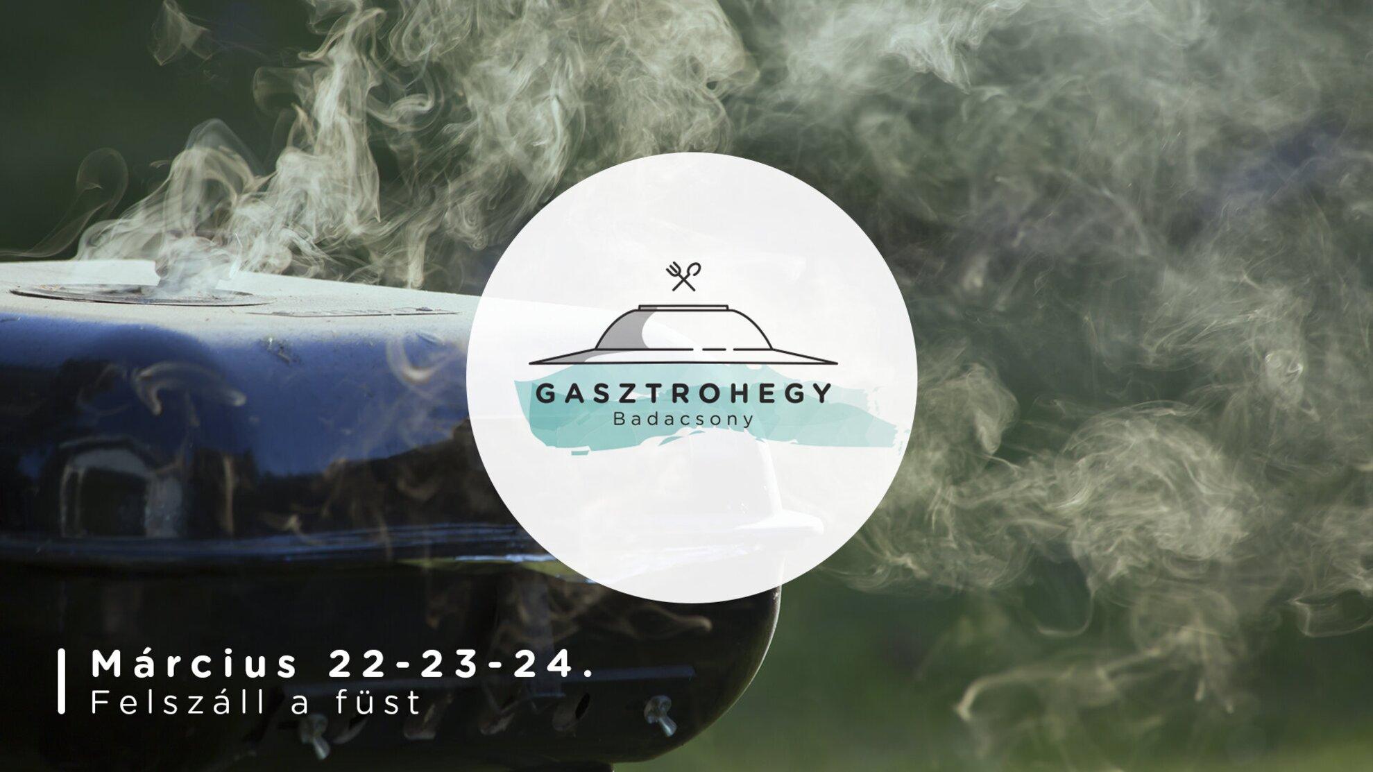 Felszáll a füst – Gasztrohegy
