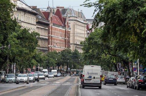 Grand Boulevard/ Nagykörút