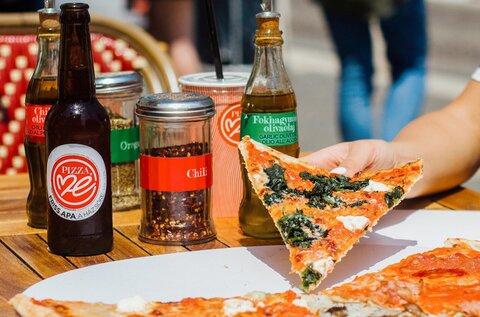Pizza Me - Károly körút
