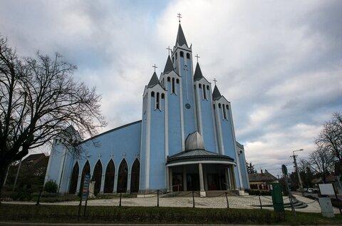 Holy Spirit Church (Blue Church)