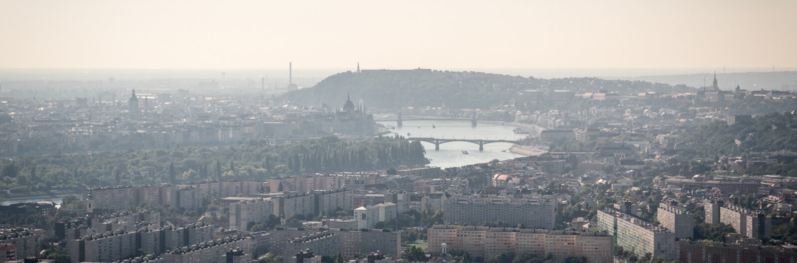 The top 10 tallest buildings of Budapest