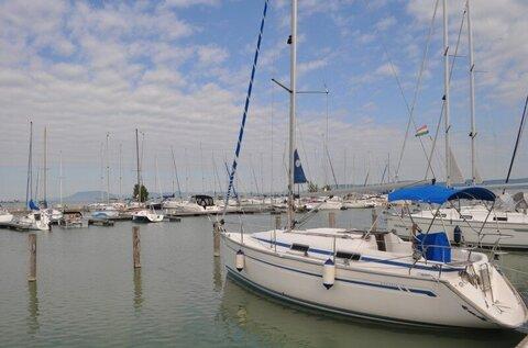 Siófoki vitorláskikötő