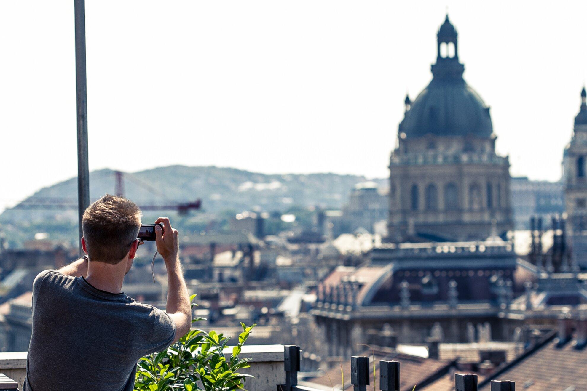 5+1 budapesti rooftop bár szuper panorámával
