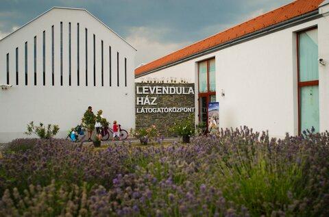 Levendula Ház Visitor Center