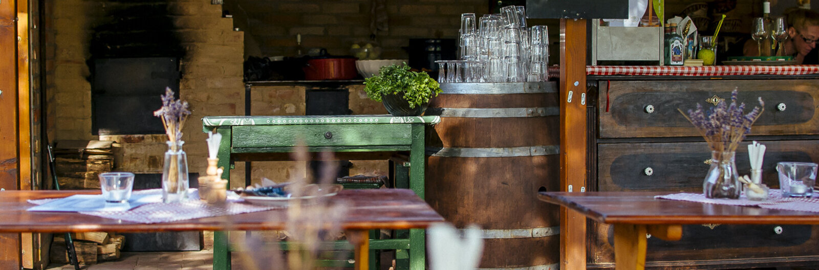 9 Balaton restaurants open all year round