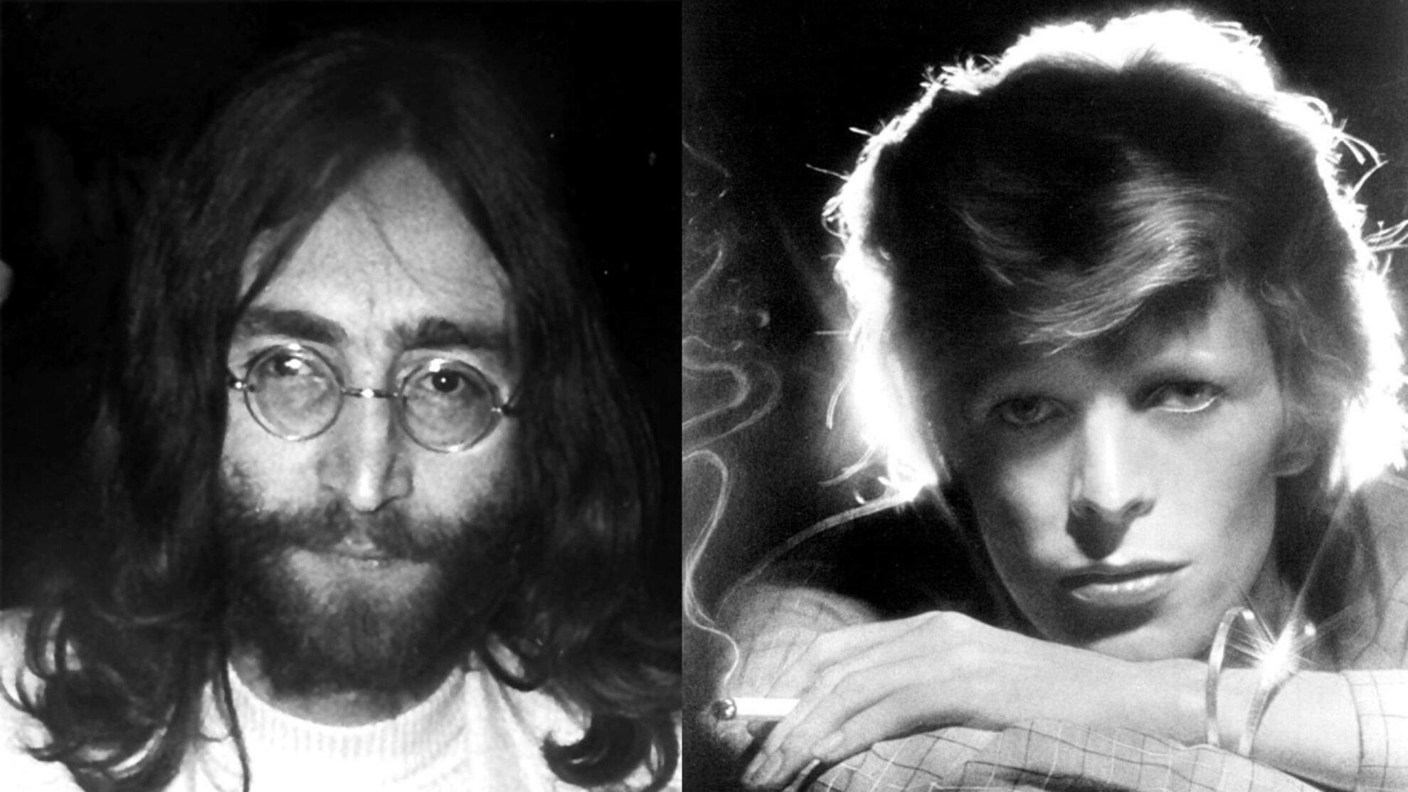 Bowie and friends vol. 3: John Lennon