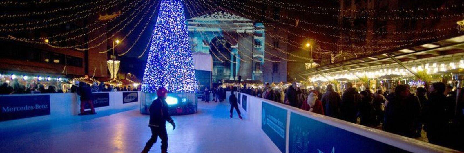 Karácsonyi vásárok Budapesten - a klasszikustól a designig