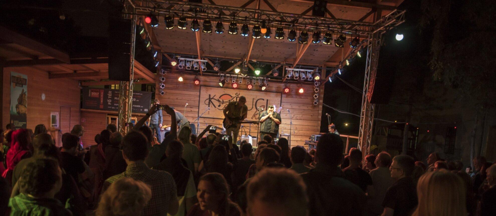 VII. Óbudai Blues & Roots Fesztivál