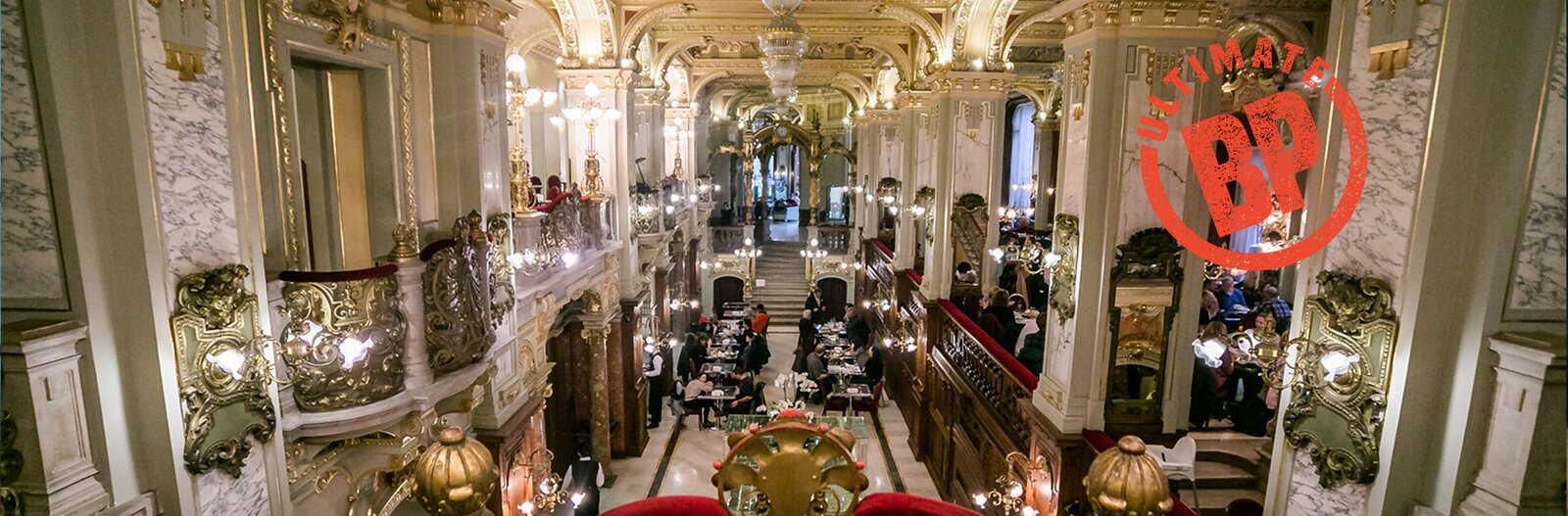 Ultimate Budapest: the best classic coffeehouses in town
