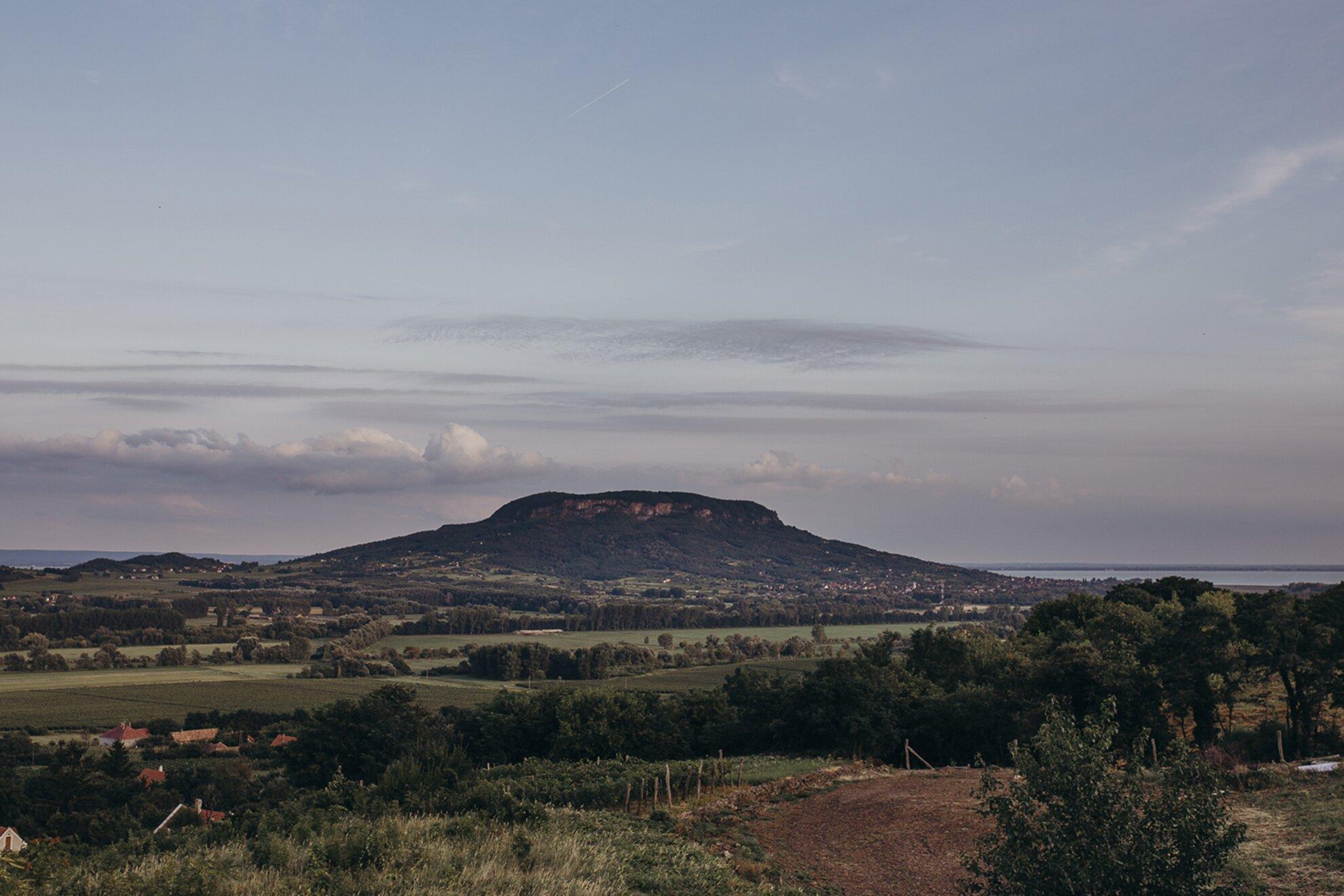 Szent György-hegy hajnalig 2021