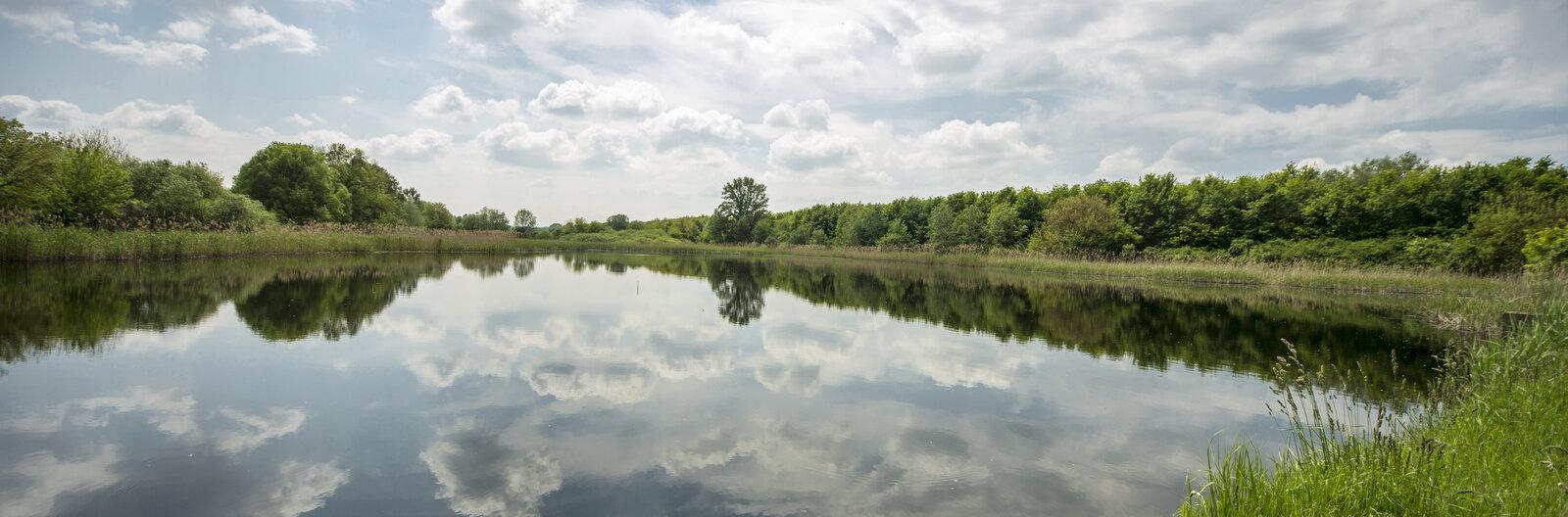 7 great lakes near Balaton