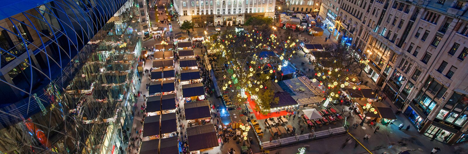 8 classic Christmas markets of downtown Budapest in 2015