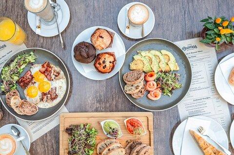 Cafe Brunch – Fővám tér