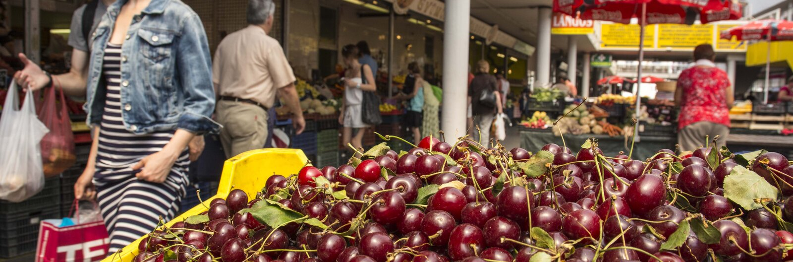 TOP 5+1 markets in Budapest