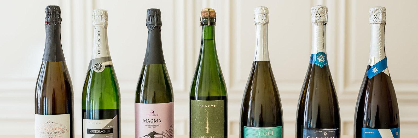 7 remek balatoni pezsgő a szilveszteri koccintáshoz