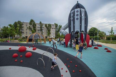 Tejút park