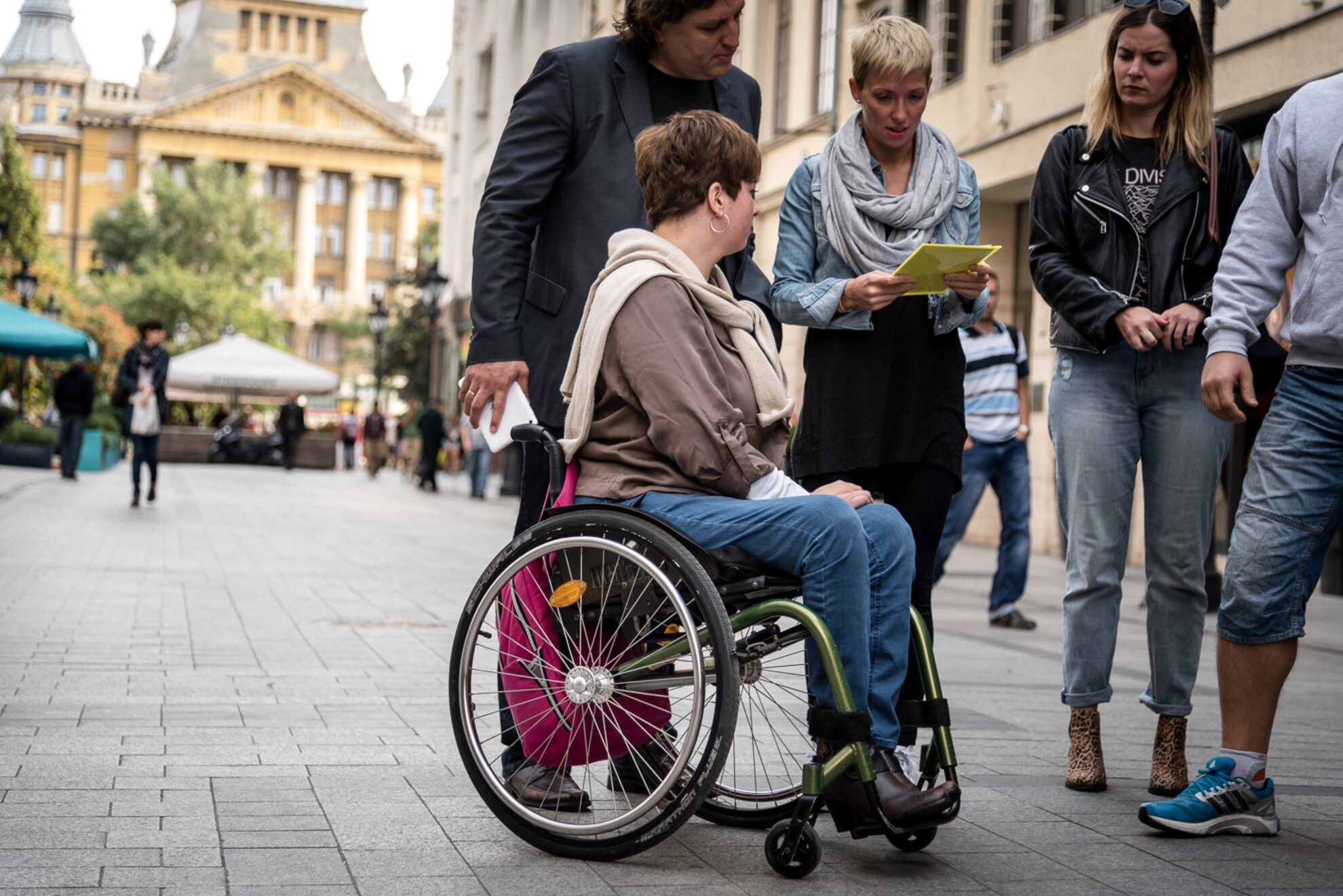Accessible Budapest – a mobility guide to Hungary's capital