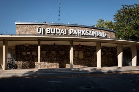 Új Buda Open-Air Stage