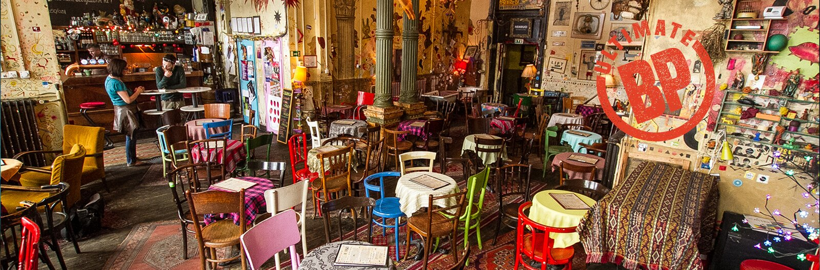 Ultimate Budapest: the best ruin bars in town
