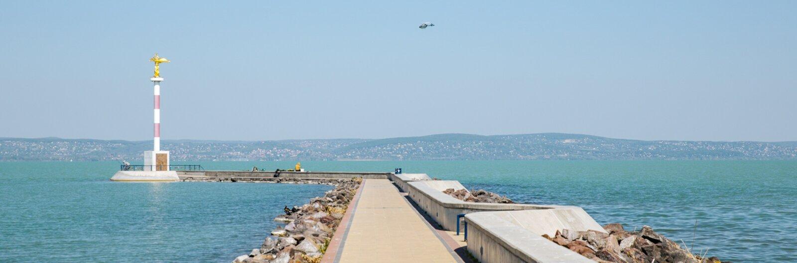 Amikor a béke kiszorítja a bulit a partról – 7 program a télvégi Siófokon