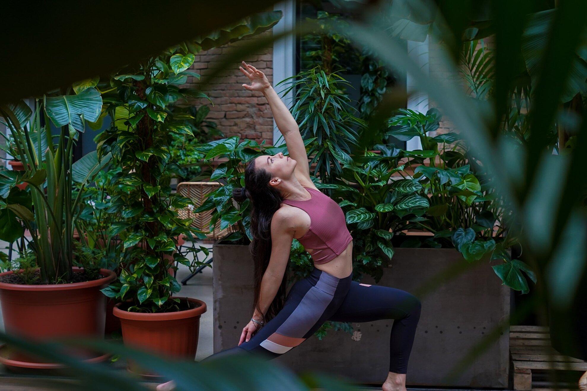Online flow jóga – Fasciális szemlélettel
