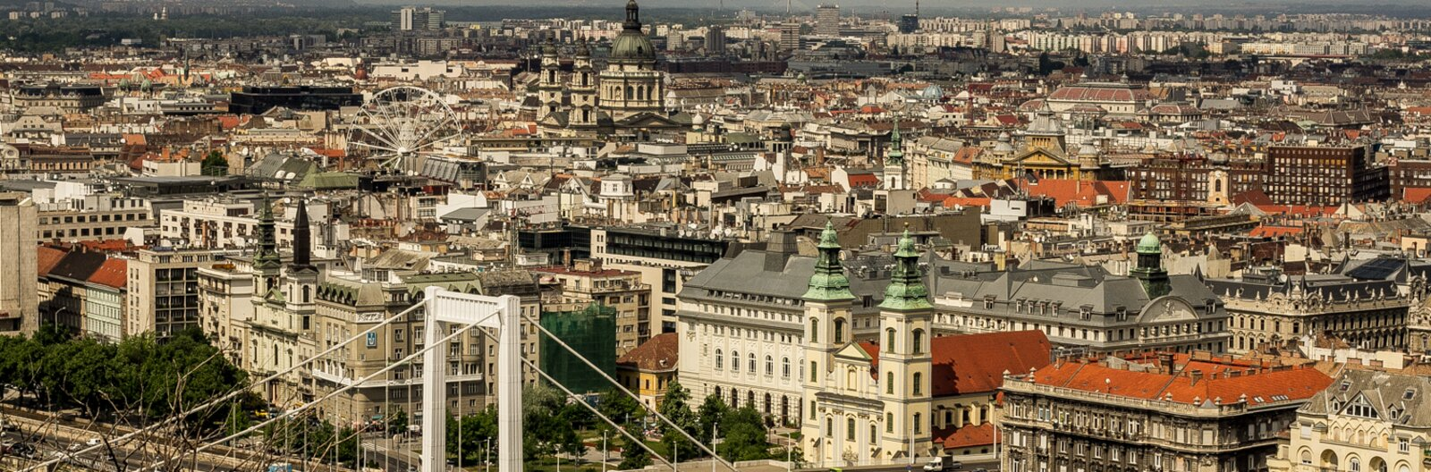 Events Horizon: what's happening in Budapest – November 2019