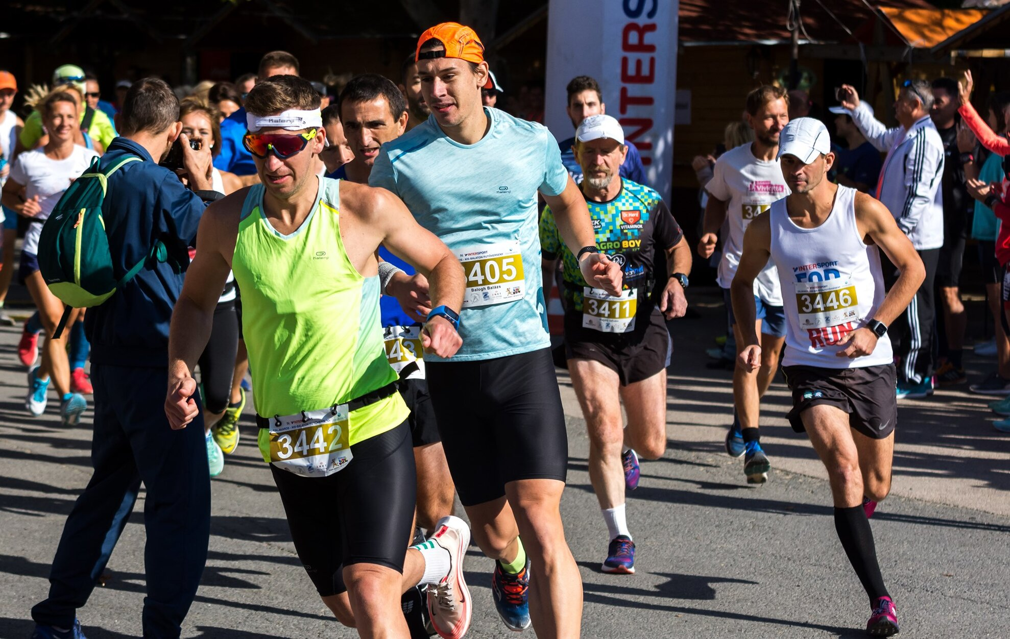 V. Zalakaros–Kis-Balaton futóverseny