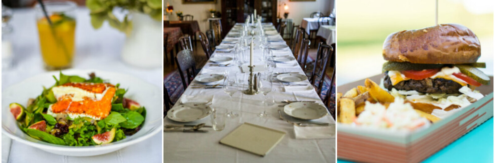 A sültes tálon túl is van élet - 30 különleges balatoni étterem