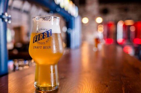 First Craft Beer Sörfőzde és Taproom