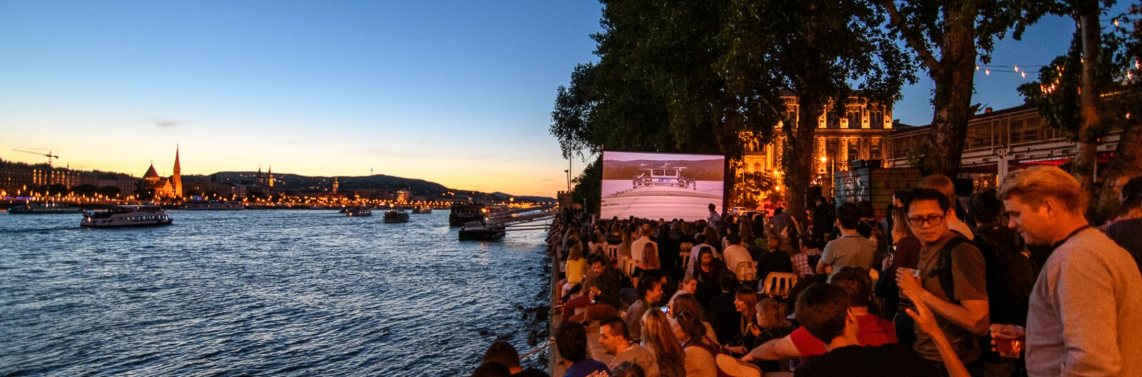 15 best terraces in Budapest for summer 2018