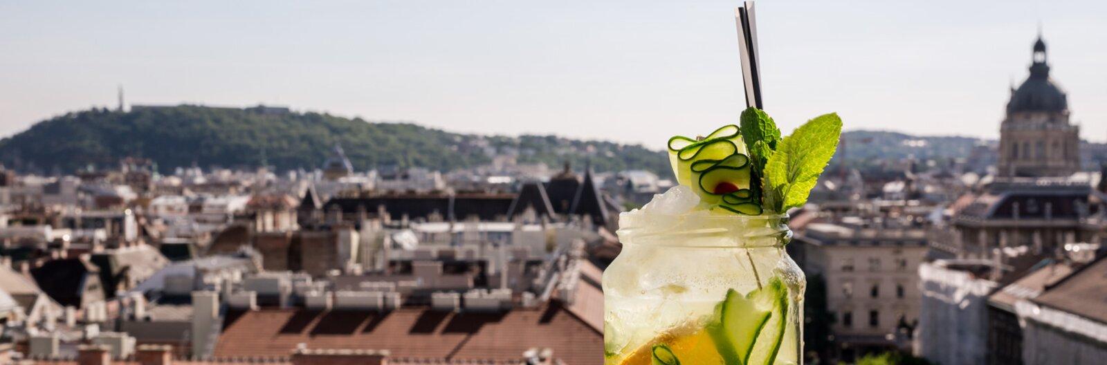 12 Budapest hotspots with the best lemonades