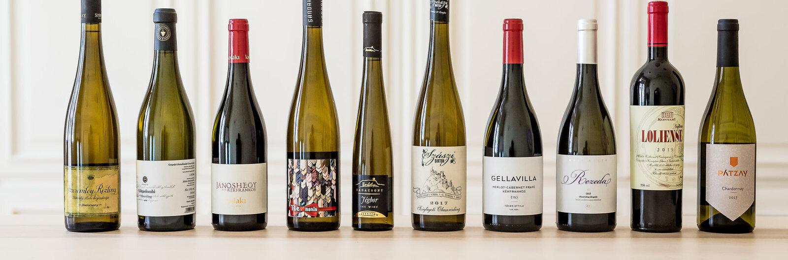10 great Balaton wines for Christmas
