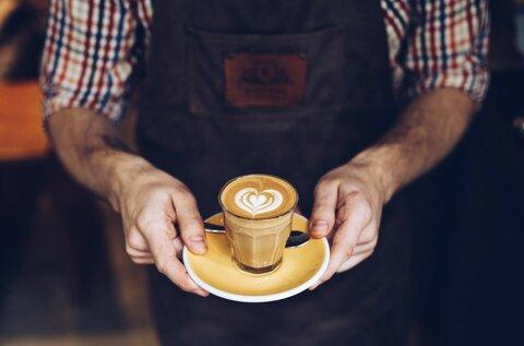Kaffeine Espresso Bar - Nagymező utca (Bezárt)