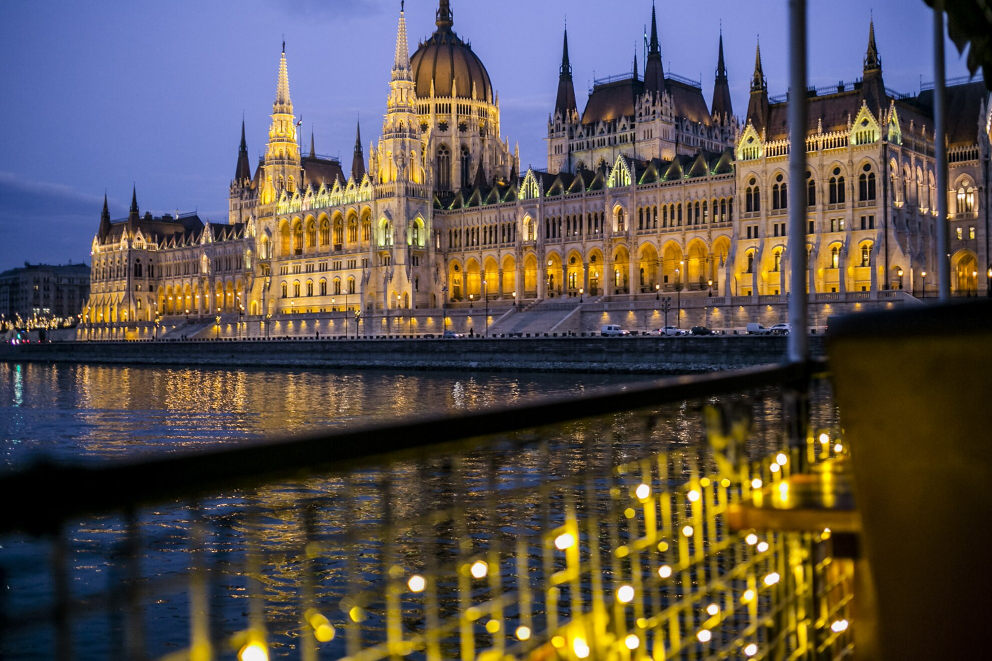 3 artful adventures in Budapest
