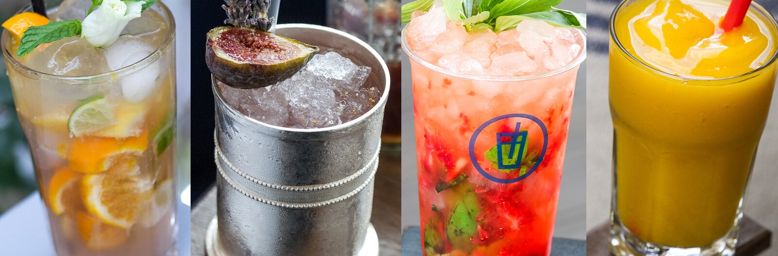 A város legjobb frissítői: limonádék, turmixok, smoothie-k