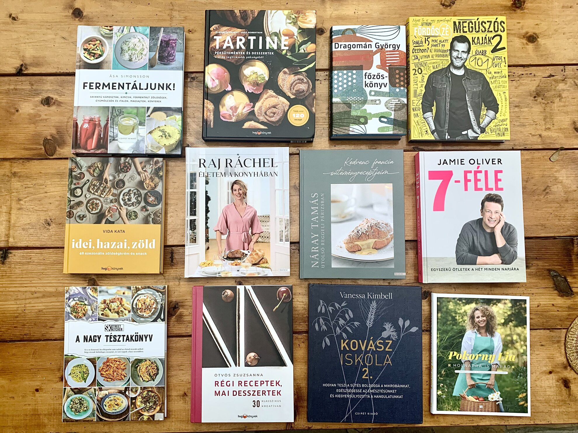 Kedvenc szakácskönyveink karácsonyra – Ezeket a könyveket tedd a fa alá idén!
