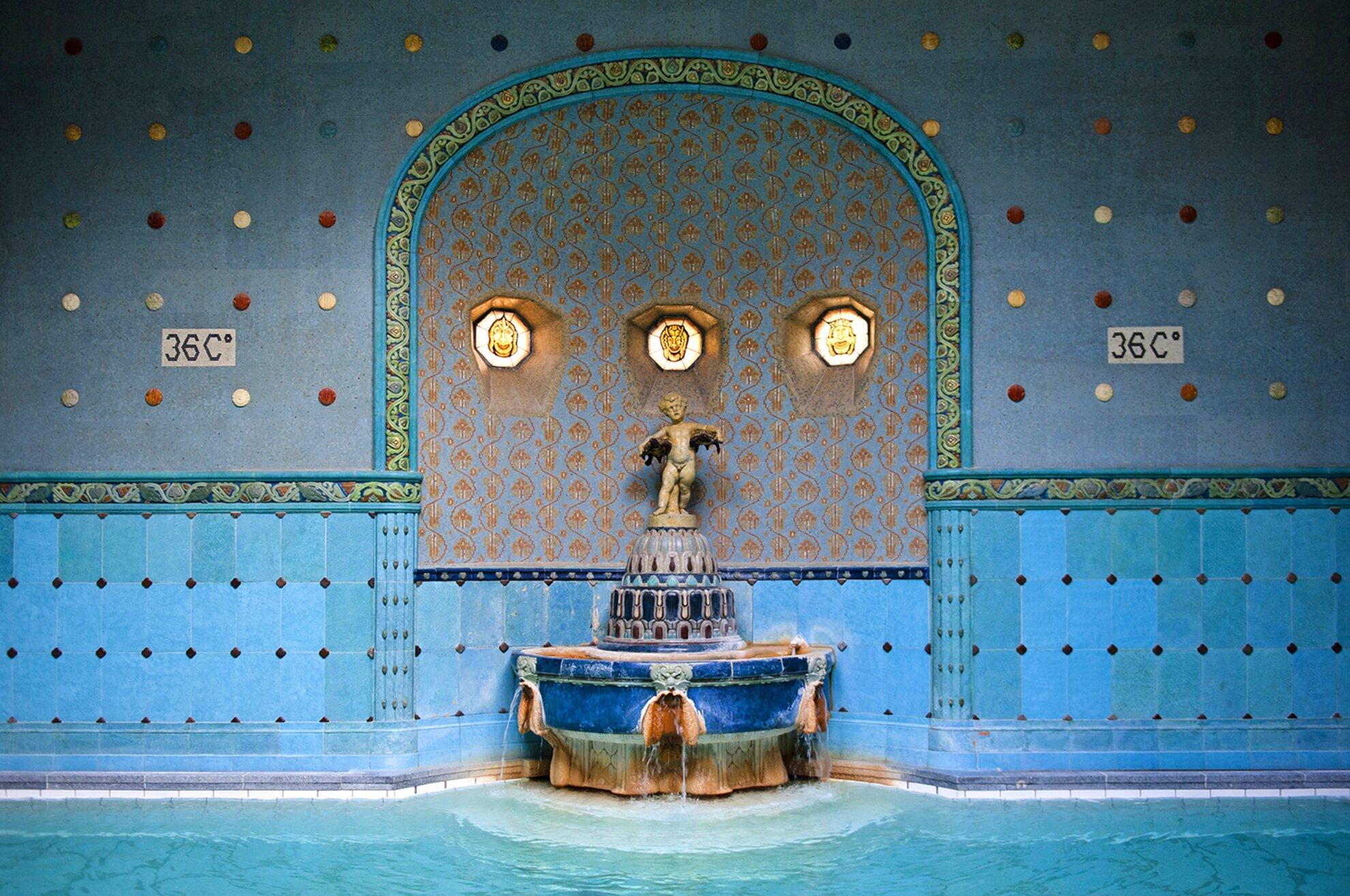 10 sensational Art Nouveau buildings in Budapest