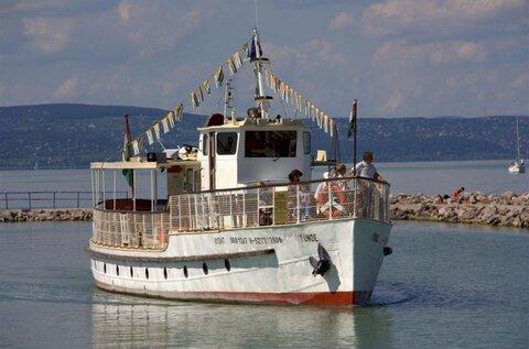 Balatonlelle Dock