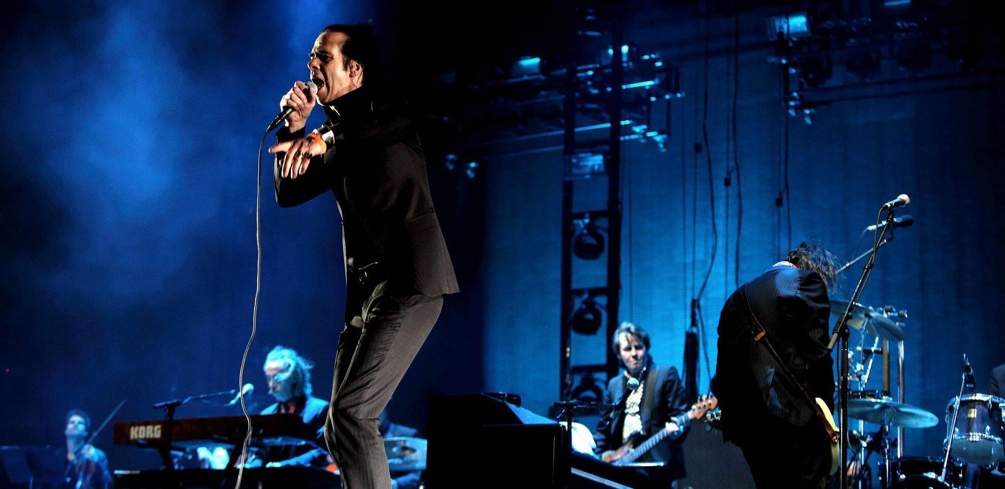 Distant Sky - Nick Cave & The Bad Seeds Live in Copenhagen (2018)