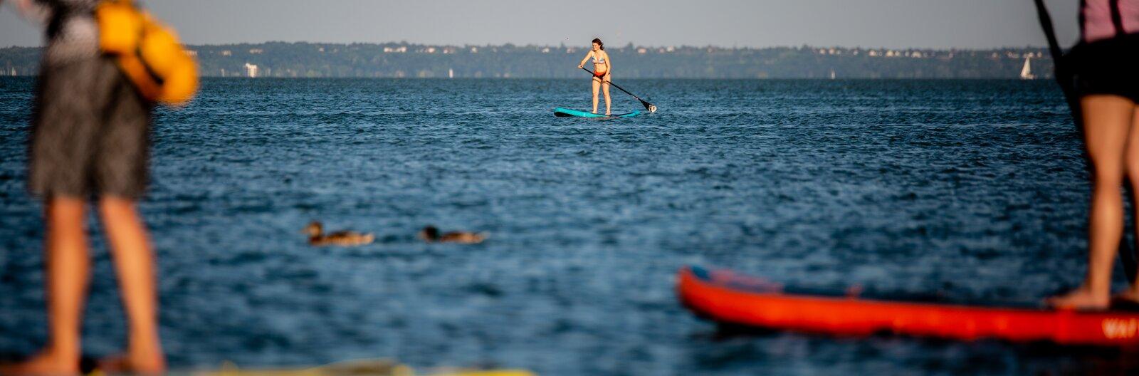 6 best active things to do at Lake Balaton this summer