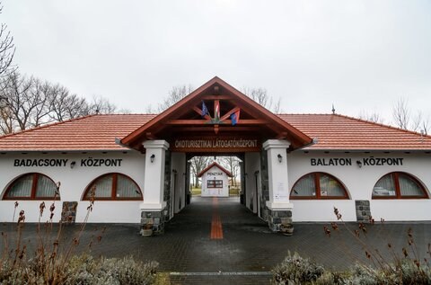 Herczeg Ferenc Strand és Ökoturisztikai Látogatogatóközpont